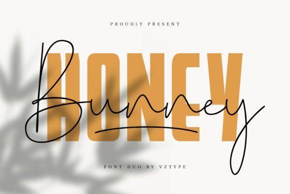 Honey-Bunney-Font-1