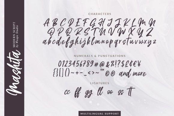 Mashita-Script-Font-3