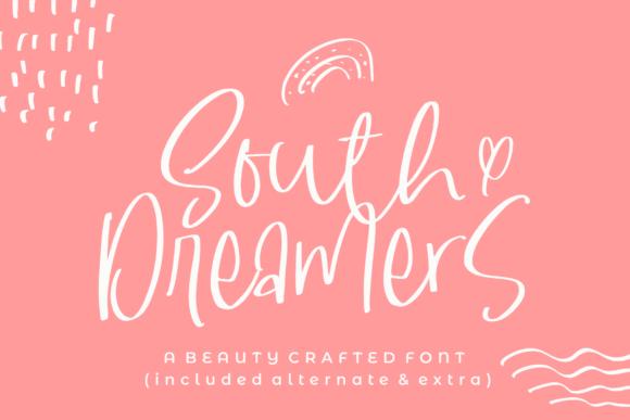 South Dreamers Script Font
