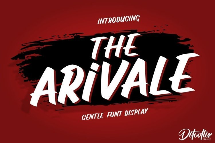The-Arivale-Brush-Font-1