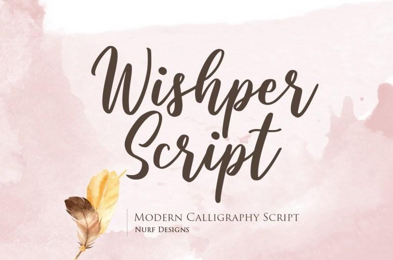 Wishper-Font-1