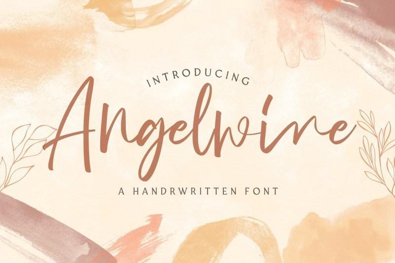 angelwine-font-1