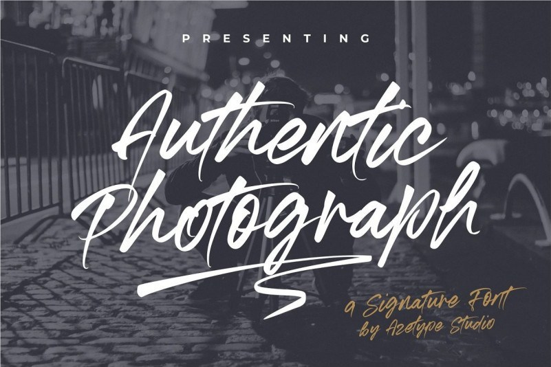 authentic-photograph-signature-font