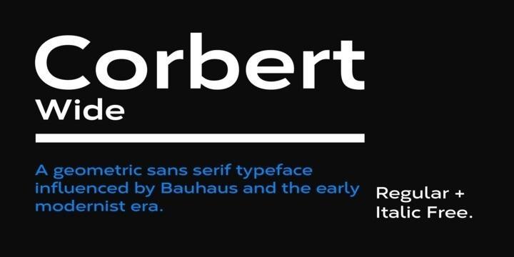 corbert-font-1