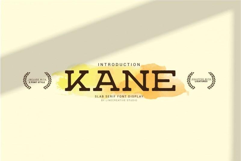 kane-font-1