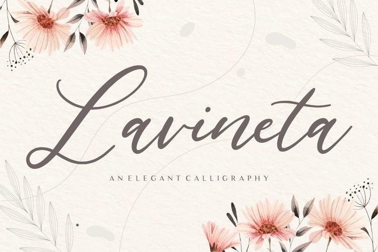 lavineta-font-1