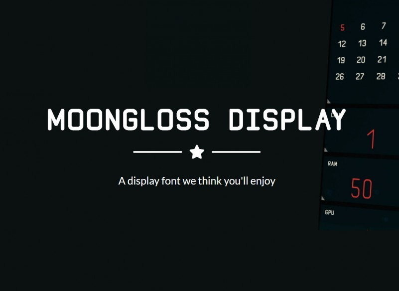moongloss-sans-font-family