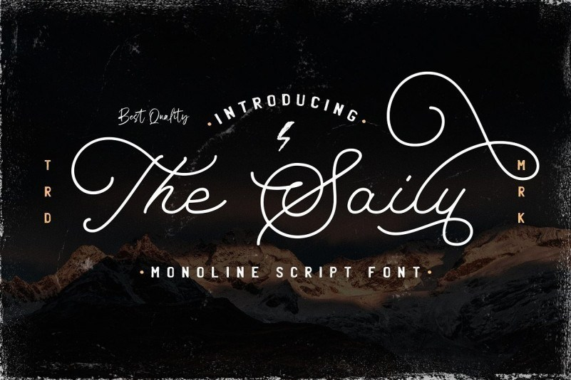 the-saily-font-1