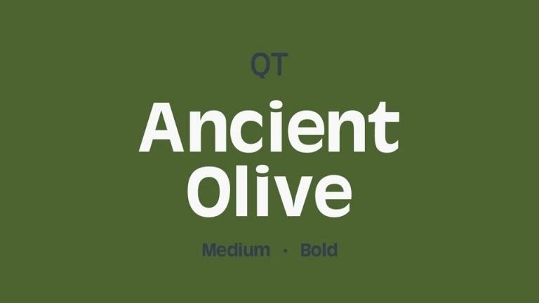 Ancient-Olive-Sans-Serif-Font-1