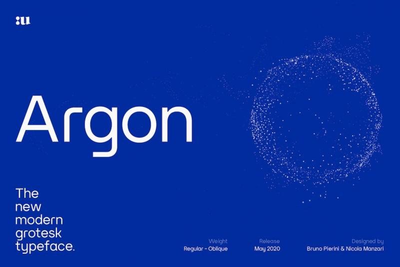 Argon-Sans-Serif-Font-1