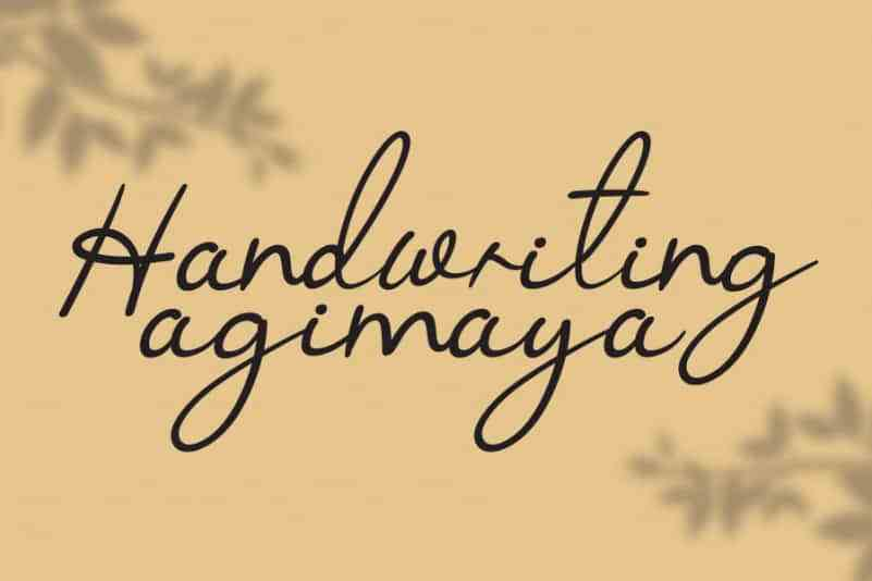 Belkago-Handwritten-Font-2