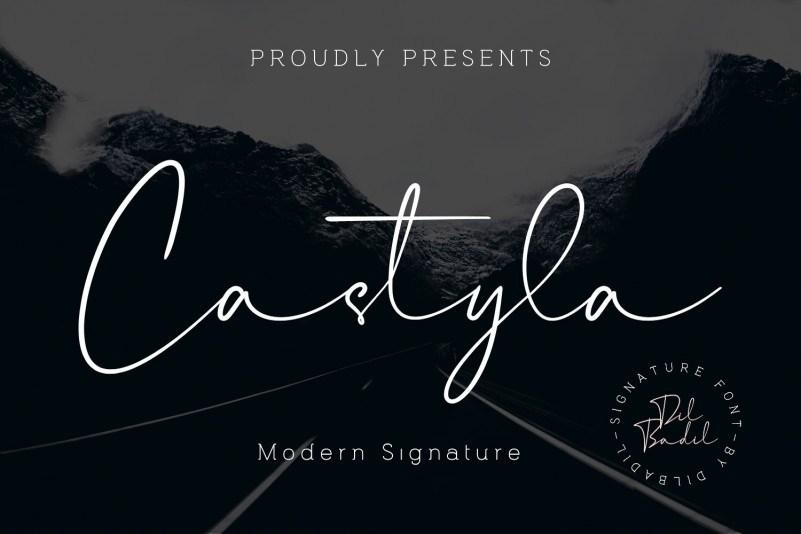 Castyla-Modern-Signature-Font-1