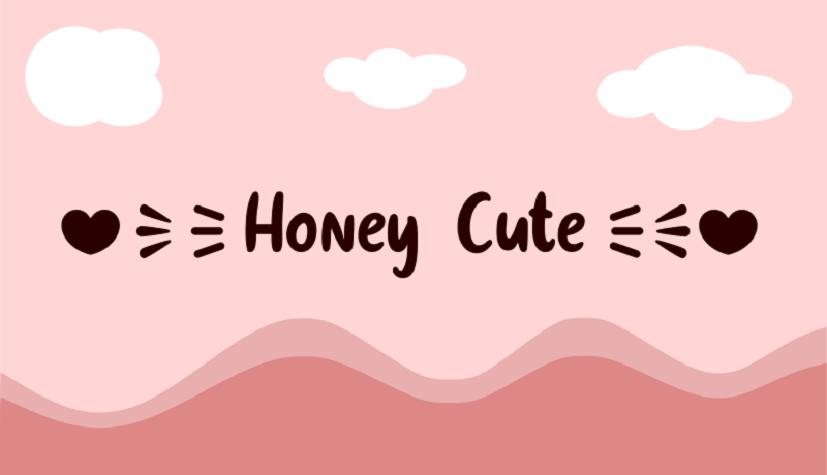 Honey-Cute-Script-Font-1
