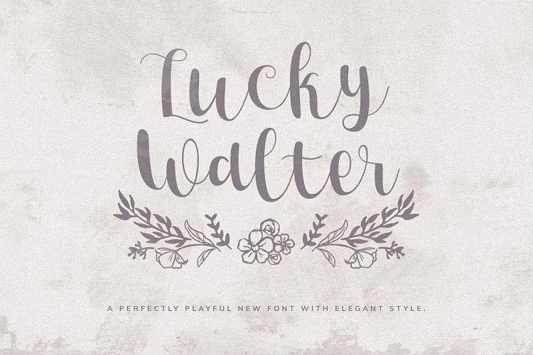 Lucky-Walter-Font-1