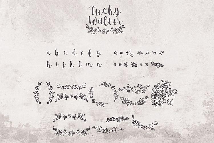 Lucky-Walter-Font-3