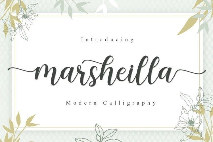 Marsheilla-Modern-Calligraphy-Font-1