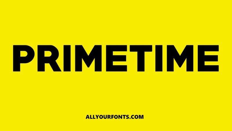 Primetime-Font-Family-1