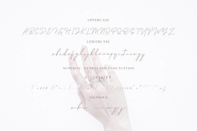 Ralline-Handwritten-Font-3