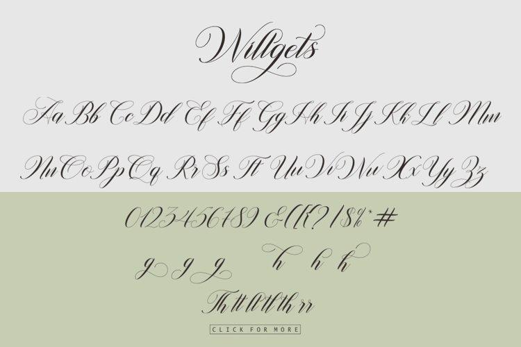 Willgets-Font-3