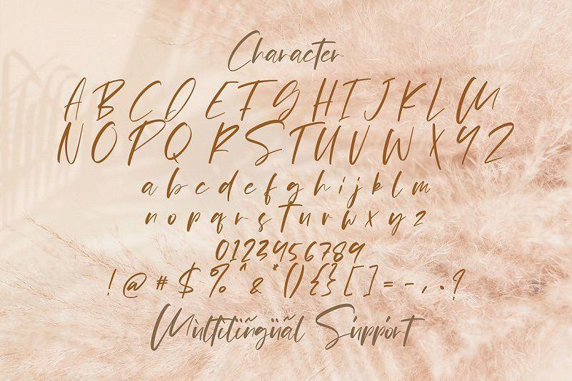 Pejuang-Cinta-Handwritten-Font-3