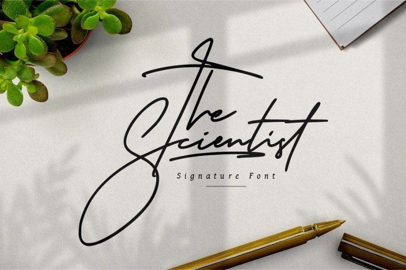 the-scientist-font-1
