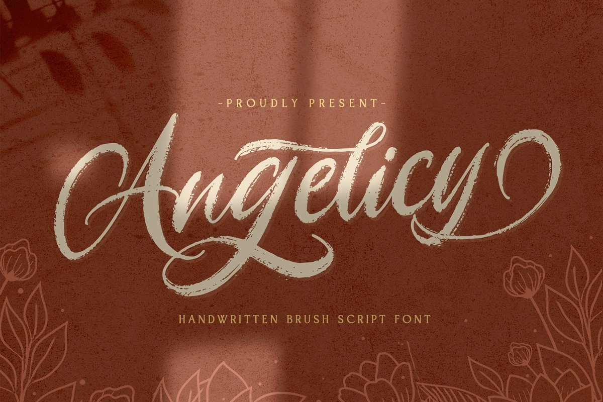 Angelicy-Textured-Brush-Font-1