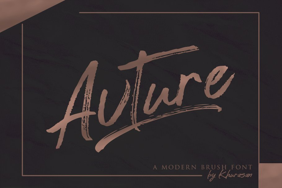 Avture-Brush-Script-Font-1