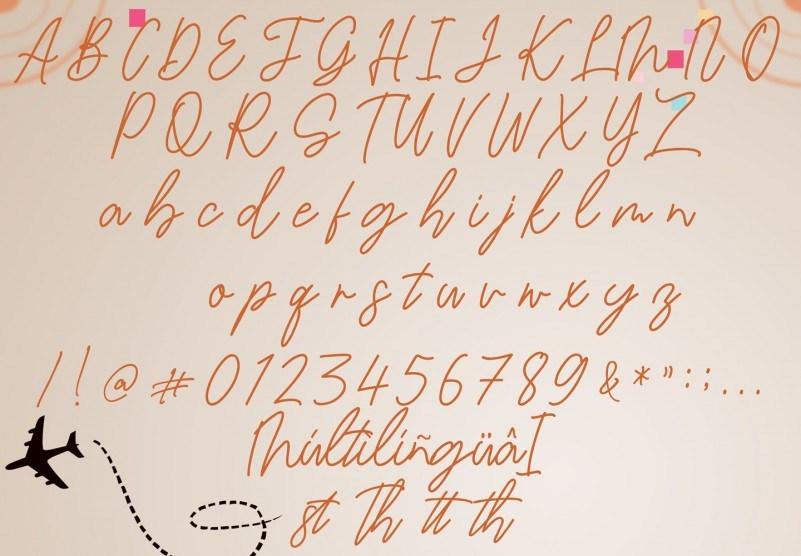 Bambi-Handwritten-Script-Font-3