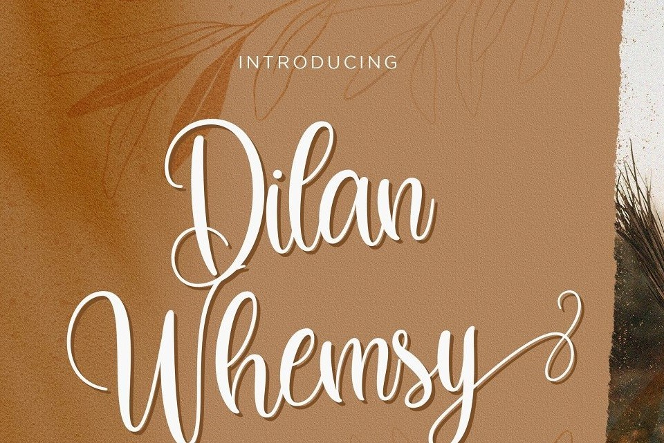 Dilan-Whemsy-Calligraphy-Script-Font-1