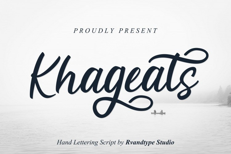 Khageats-Script-Font-1