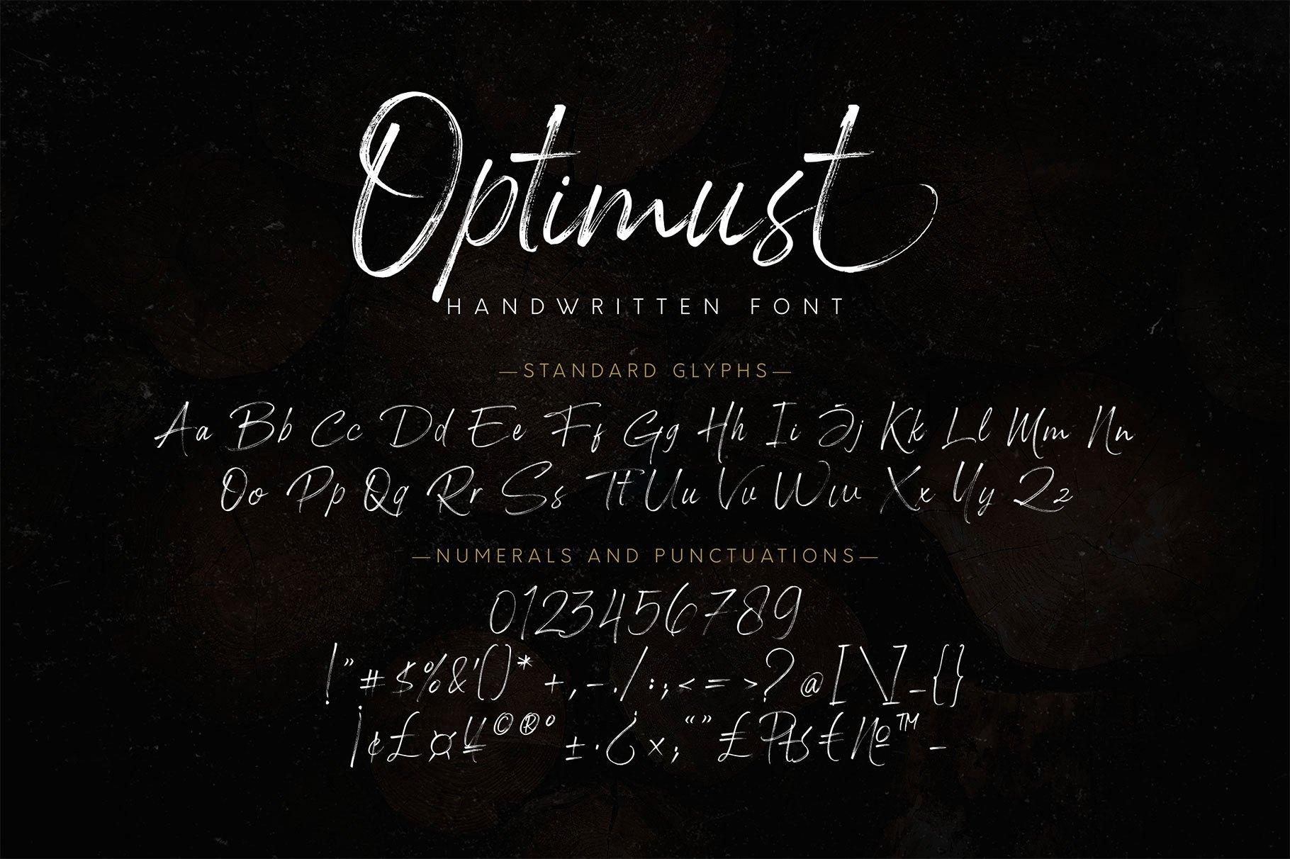 Optimust-Brush-Script-Font-3