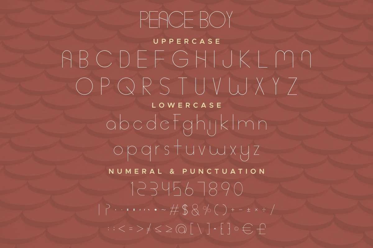 Peace-Boy-Font-Duo-2