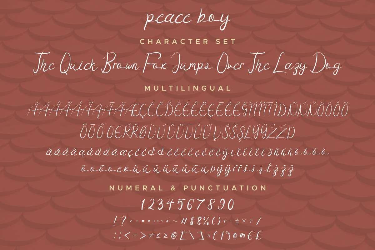 Peace-Boy-Font-Duo-3