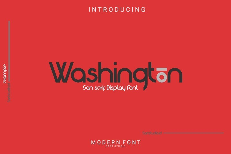 Washington-Display-Font-1