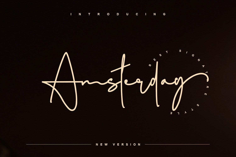 Amsterday-Signature-Script-Font-1