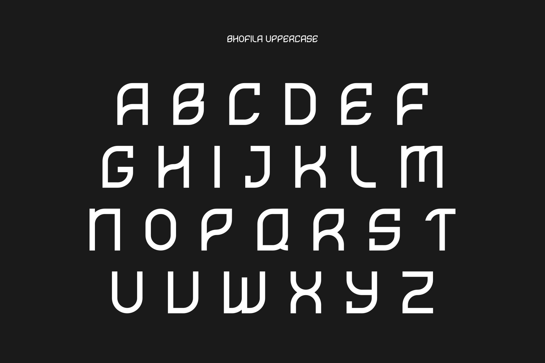 Bhofila-Display-Font-3