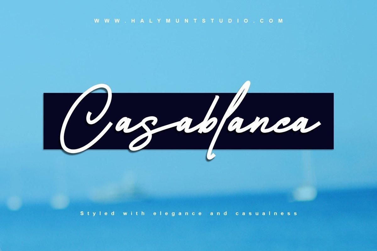 Casablanca-Monoline-Signature-Script-Font-1