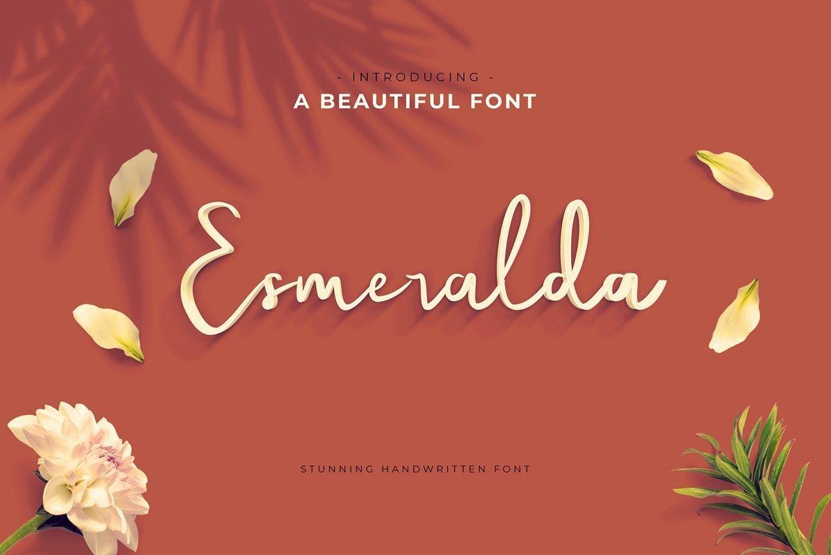 Esmeralda-Handwritten-Script-Font-1