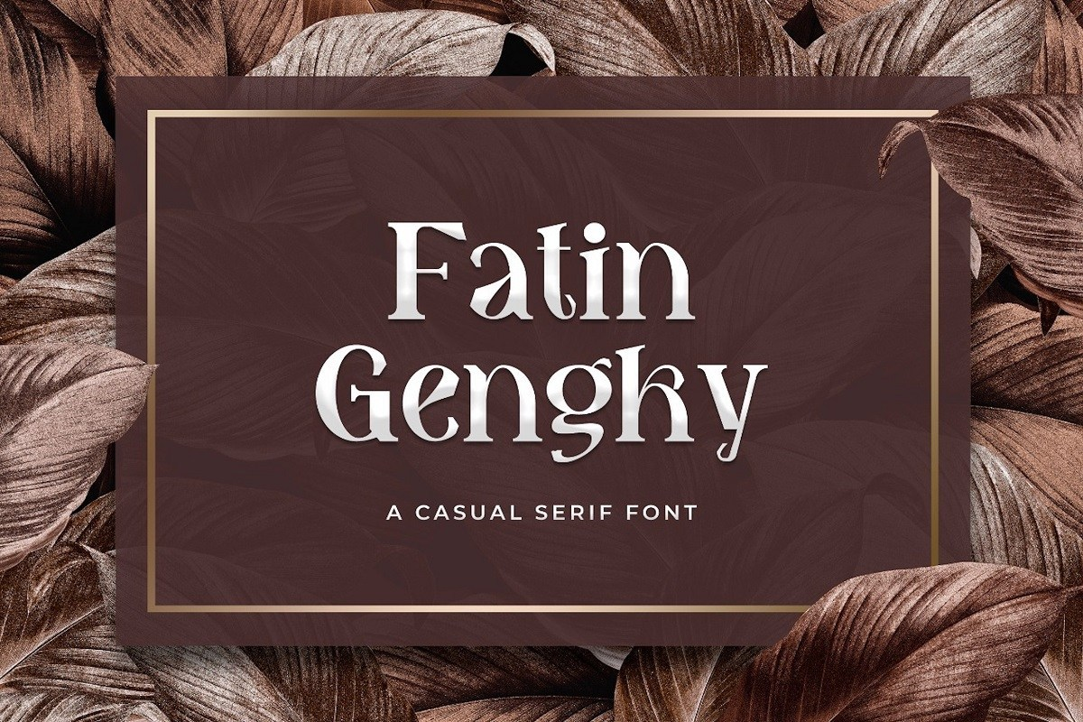 Fatin-Gengky-Casual-Serif-Font-1