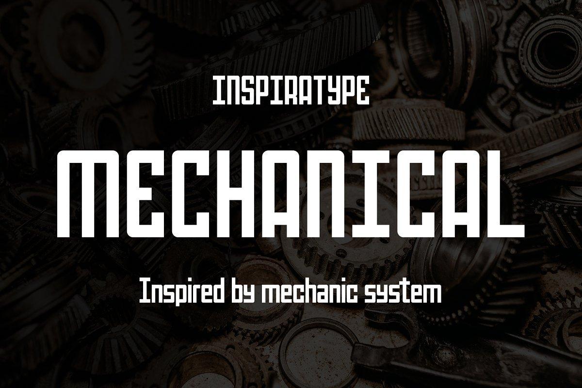 Mechanical-Sans-Serif-Font-1