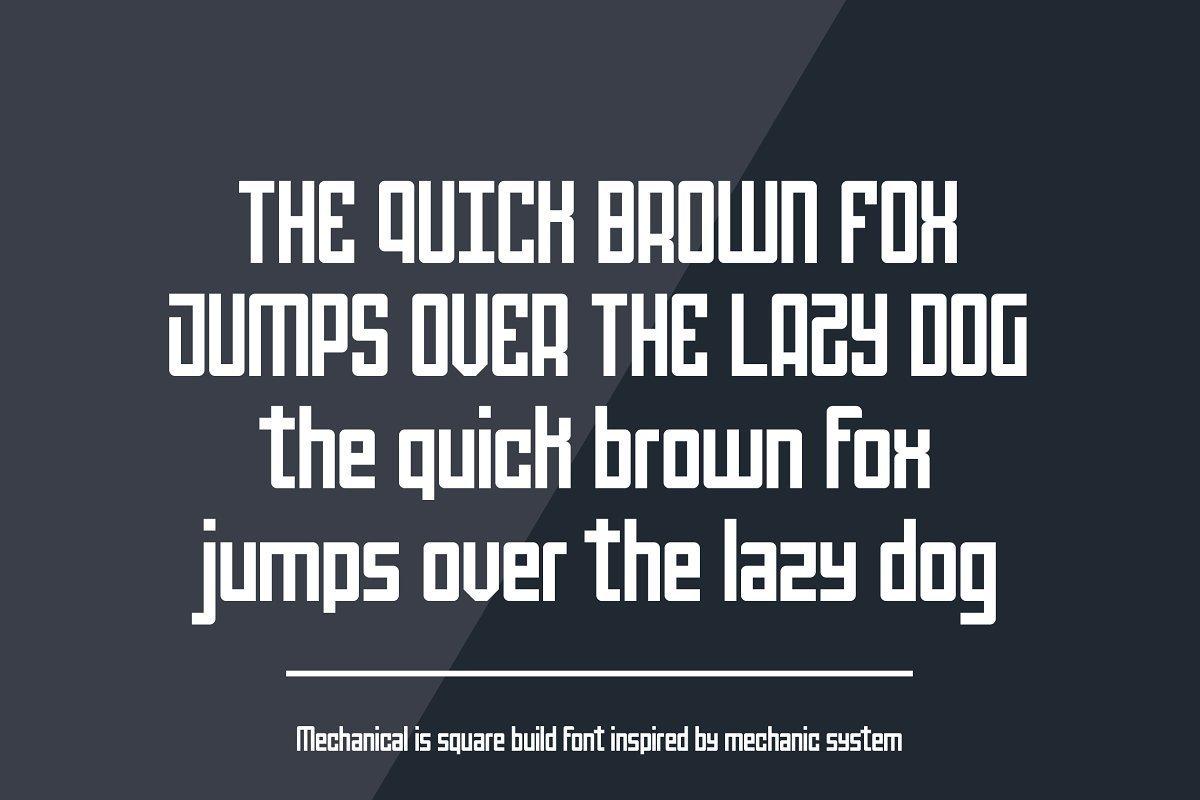 Mechanical-Sans-Serif-Font-3