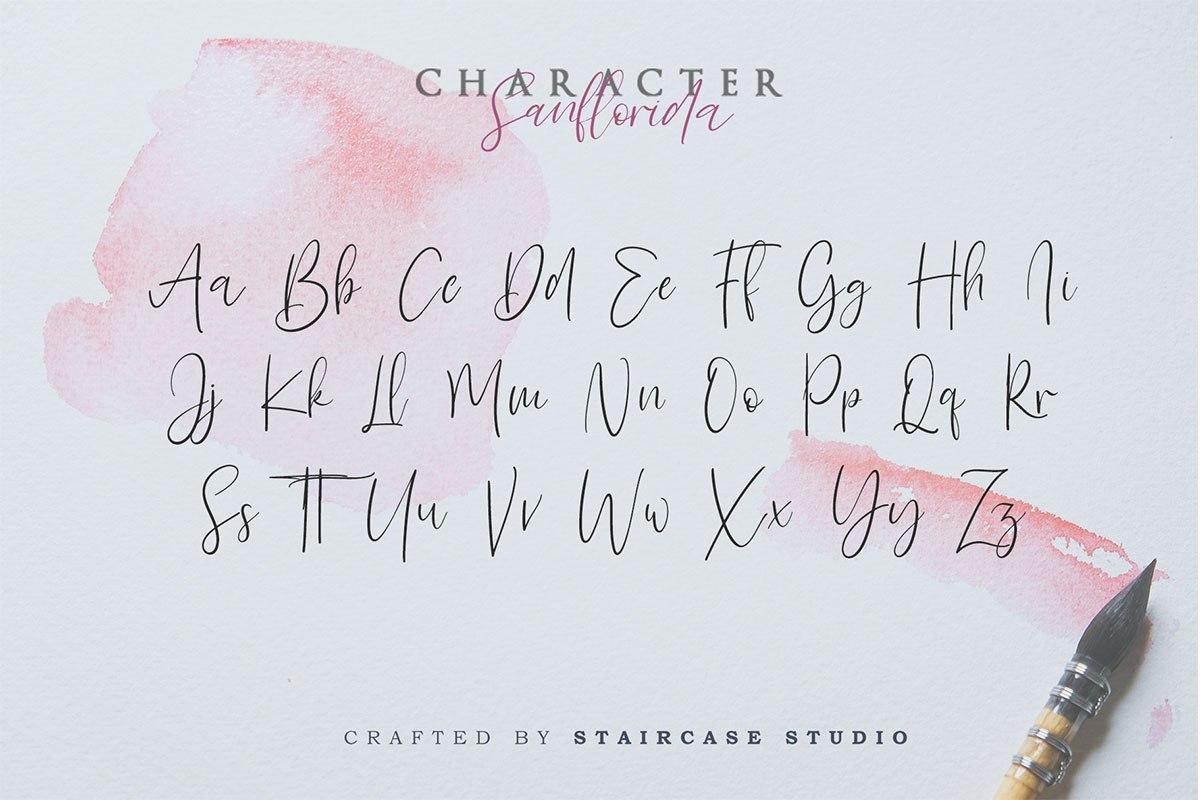 Sanflorida-Handwritten-Script-Font-3