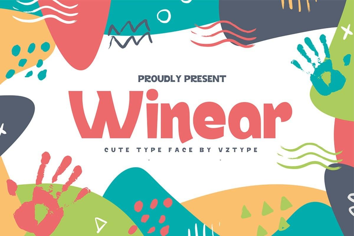 Winear-Display-Font-1