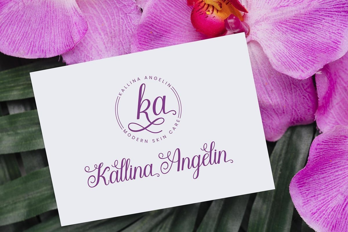 Angella-Calligraphy-Script-Font-2