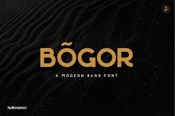 Bogor-Modern-Sans-Serif-Typeface-1