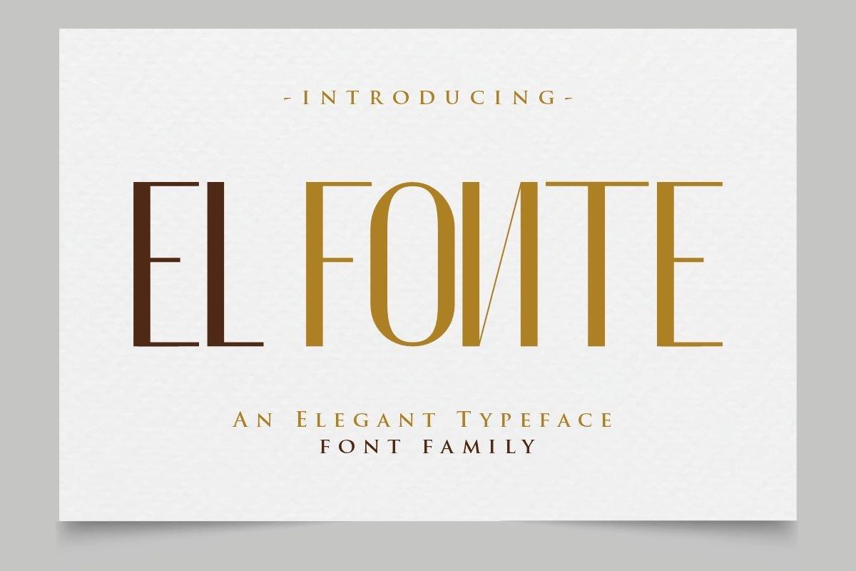 El-Fonte-Sans-Elegant-Typeface-1