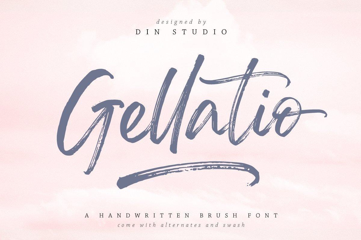 Gellatio-Brush-Script-Font-1