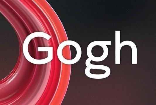 Gogh Geometric Sans Serif Typeface