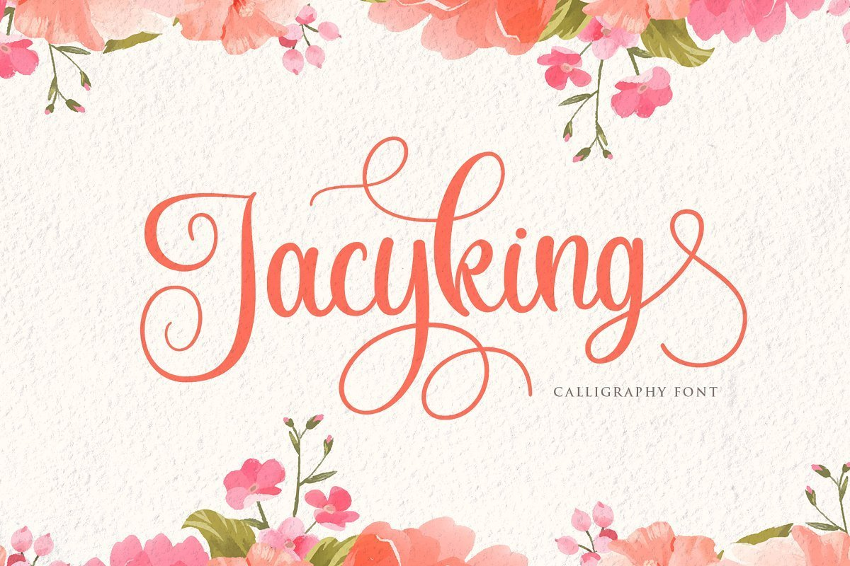 Jacyking-Lovely-Calligraphy-Script-Font-1