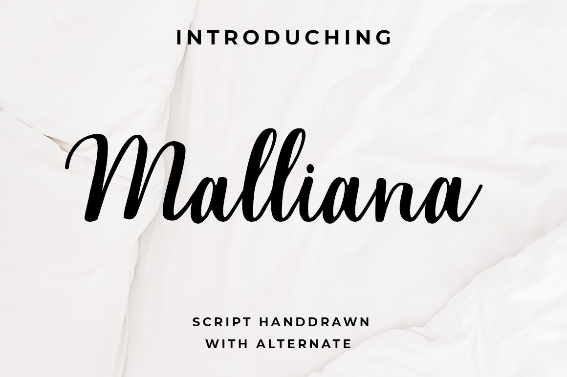 Malliana-Handwritten-Script-Font-1